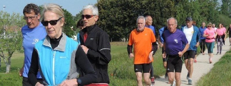 Jogging - marche rapide
