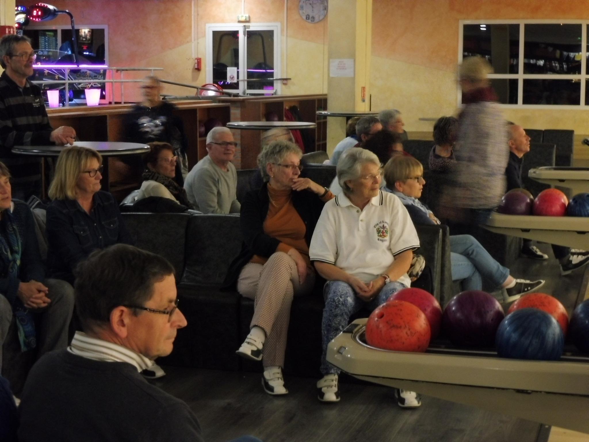 Soiree Bowling